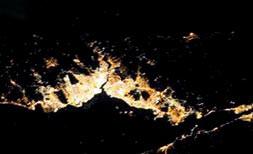 Uzaydan İstanbulu seyrettim!