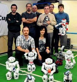 Türk robotlar olimpiyata hazırlanıyor