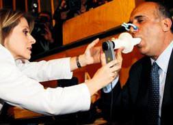 Milletvekillerine 'akciğer' testi