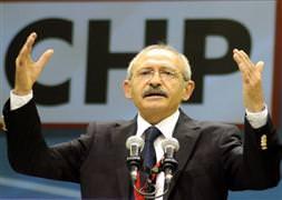 Kılıçdaroğlu milletvekilleriyle görüştü