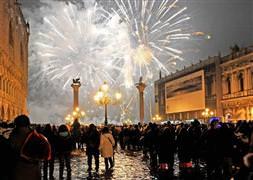 Kutlamalarda 1 kişi öldü, 70 yaralı var
