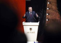 Erdoğan'ın yüzüne telefonu kapattı