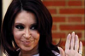 Arjantin lideri kızıyla geliyor
