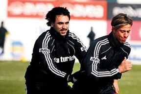 Yeni ikili Guti&Almeida