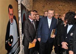 Erdoğan iki fotoğrafına şaşırdı