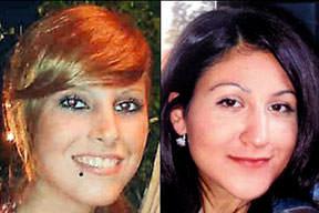 Almanya kayıp iki Türk kızı arıyor