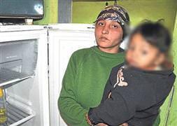 2.5 aylık Kübra bebek açlıktan öldü!