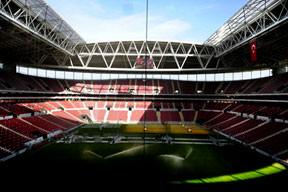 Sivas maçı Arena'da