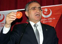BBP'li Topçu'dan PKK uyarısı