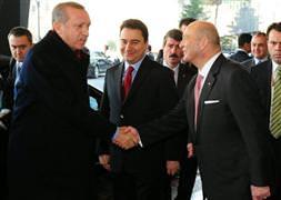 Başbakan Erdoğan TÜSİAD'da konuştu