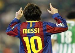 Messi: Real'e gideceğime...