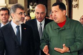 Chavez acilen TOKi'yi bekliyor