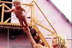 Bebek yogasına büyük tepki!