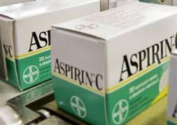 Aspirin ve romatizma ilaçlarına dikkat