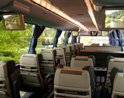 'First class' otobüs dönemi