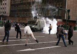 Mısır'da olaylar kontrolden çıktı