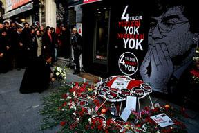 Dink cinayeti için DDK'ya talimat verdi