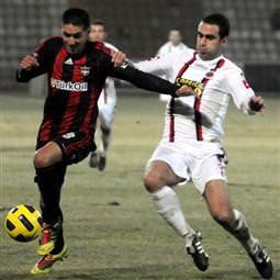 Gaziantepspor: 1 Gençlerbirliği: 1