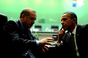 Başbakan Erdoğan Obama ile görüştü