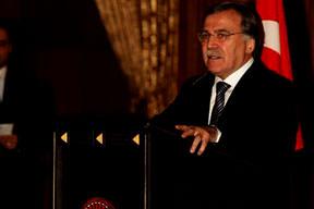 'Meclis başkanının işi cazgırlık değil'
