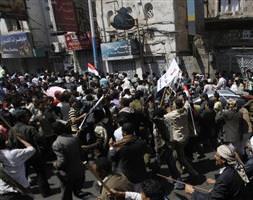 Yemen'de çatışma