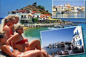 Yunanlılar villalarını İstanbul'da satacak