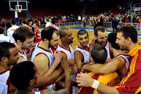Galatasaray potada zorlu sınavda