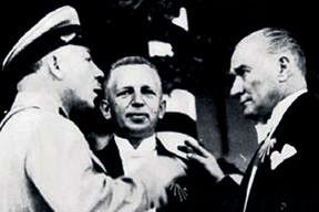 Atatürk'ün saati tam tıkırında...