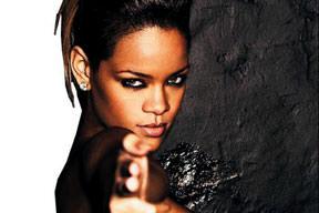 4x4 Rihanna