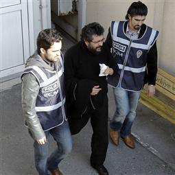 Soner Yalçın tutuklandı