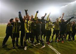 Fenerbahçe göz kamaştırıyor