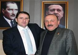 Eski MHP'li AK Parti'ye katıldı