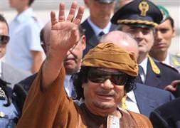 Kaddafi ile ilgili şok iddia