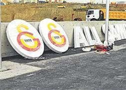 Galatasaray'da skandal