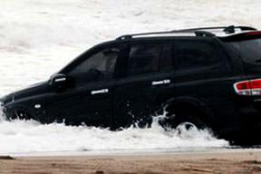 Caretta yerine sahile cip vurdu!
