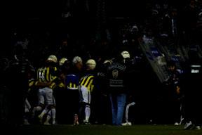 Beşiktaş Trabzon seyircisiz