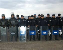 Polisin günaydın operasyonu