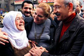 CHP'den Arapça açılımı