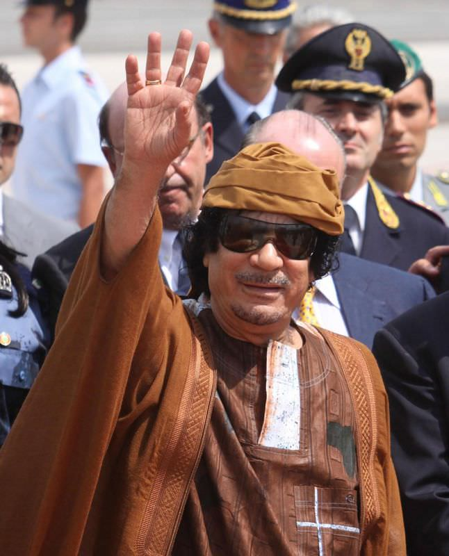 Kaddafi'ye darbe üzerine darbe