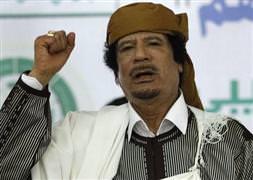 Kaddafi: Hepimiz Osmanlıyız