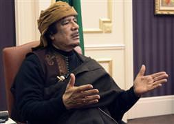 Kaddafi'nin babası 'Fransız' mı?