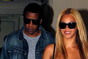 Beyonce&Jay-Z Paris'e kaçtı!
