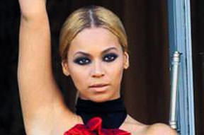 Beyonce kendince selamladı