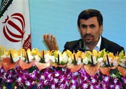 Ahmedinejad kayıplarda
