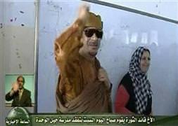 ABDden Kaddafi iddiası