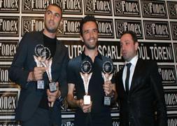 İşte Yılın Futbol Oscarları
