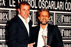 Futbol Plus'tan Takvim'e ödül!