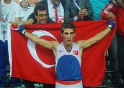 Boksta Avrupa şampiyonu olduk