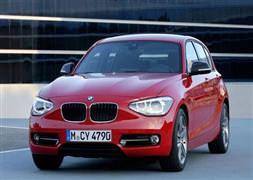 Yeni BMW 1 Serisi Hazır!