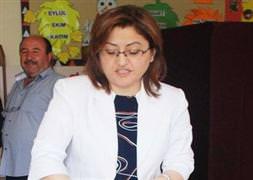 Bakanlar Kurulu'nun tek kadın bakanı